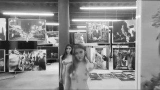 高颜值新疆美女彩绘,佟丽娅同款,好想啪啪她